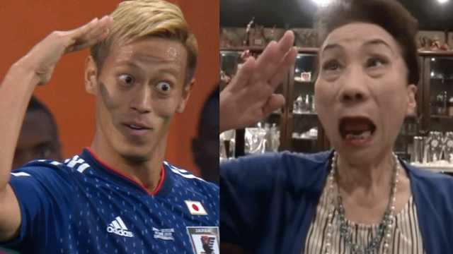 爆笑!日本老阿姨们谈球员,满眼爱心