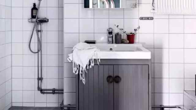 买对浴柜材质,远离潮湿发霉烦恼!