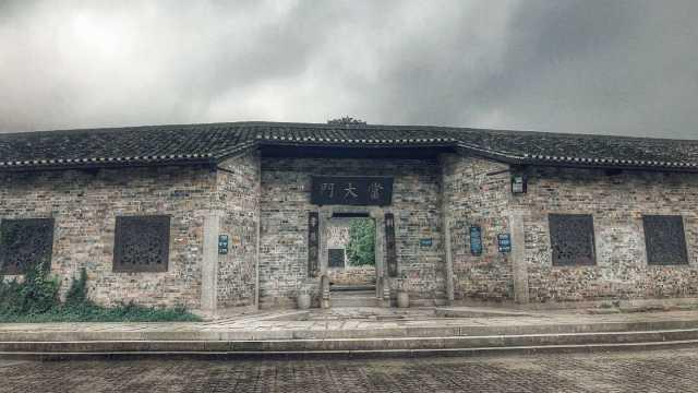 岳阳张谷英村,感受古建筑的魅力