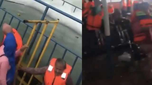 印尼客船不幸遇难,致31死3人失踪
