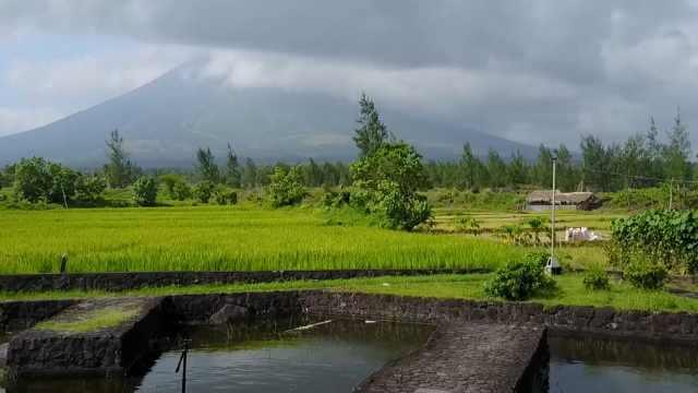 带你走遍观看马荣火山的最佳地点