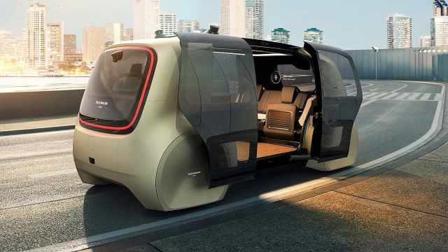 L5级全自动,大众集团首款概念车