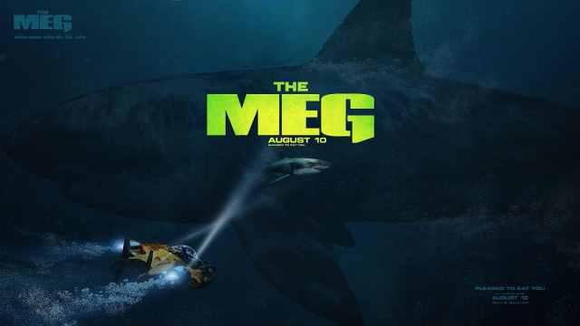 《巨齿鲨》:海底侏罗纪历险记