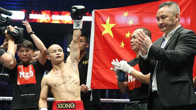 36岁中国拳王惜败,坦言绝不后悔!