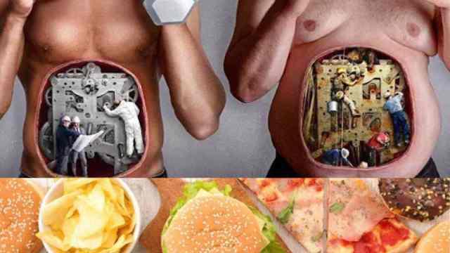垃圾食品危害多:竟然有解毒剂?