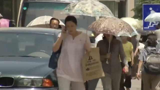 朝鲜高温无雨创纪录,官方号召抗旱