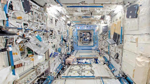 厉害上天!宇航员带你逛国际空间站