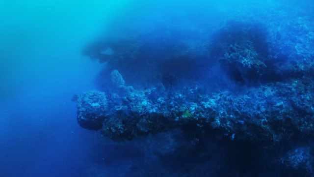 百慕大发现不明潜水物,4663米长!