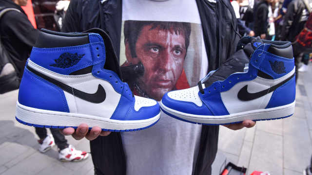 纽约破Jordan假鞋案:货源来自中国