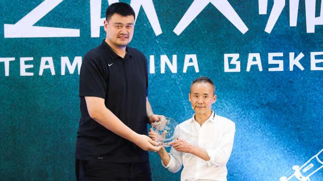 王石:姚明是中国最好的形象代言人