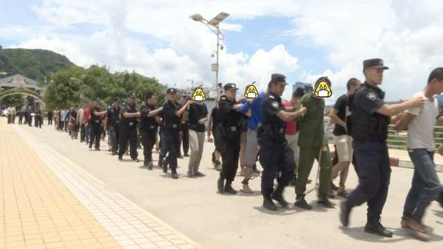 27人被骗缅甸遭非法拘禁,已获救