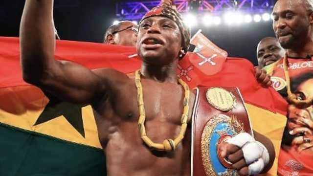 他来自王室,不顾反对成为拳击冠军