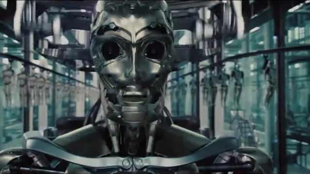 机器人在外面挣钱,人类在家睡觉