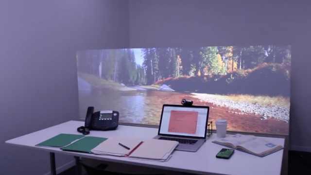 智能办公桌:能监测并缓解工作压力