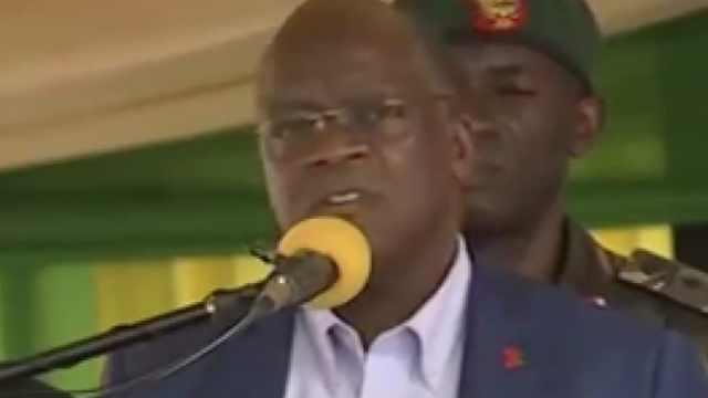 坦桑尼亚总统称要多生产:节育是懒