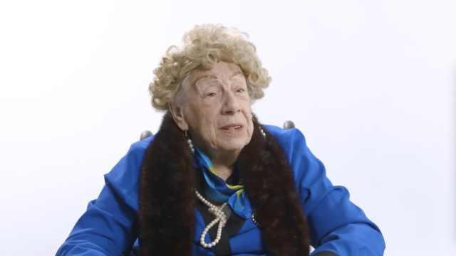 保持健康长寿,百岁老人们分享经验