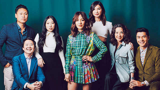 为什么好莱坞总用白人扮演亚裔角色