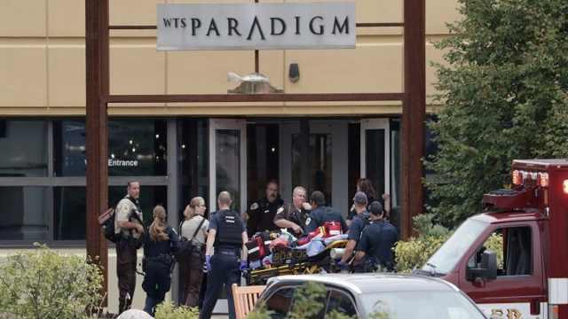 美软件公司员工持枪袭同事致1死3伤