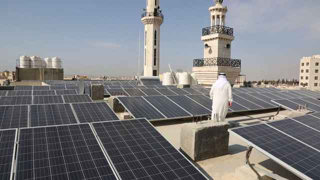 太阳能新秀:可再生能源在约旦兴起