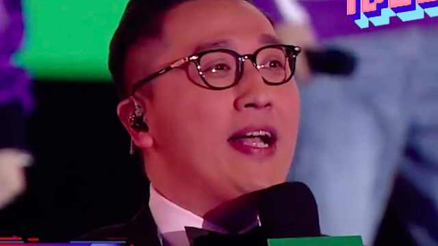 《中国好声音》上胖若两人的华少