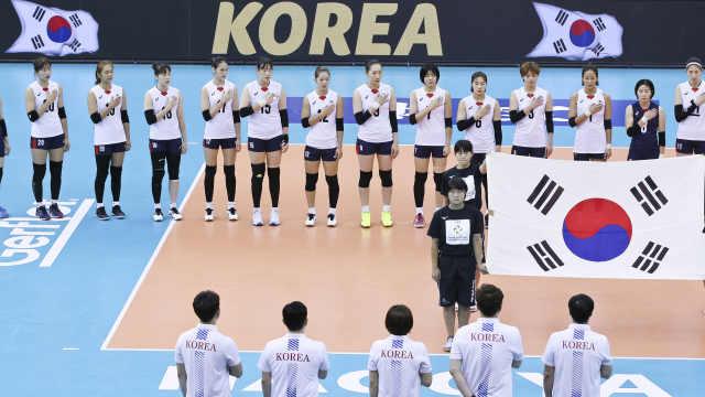 韩女排发生性侵,网友要求解散球队