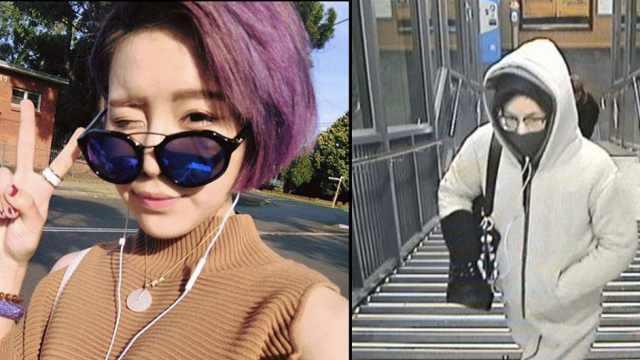 中国女孩在澳失踪,警方发照片寻人