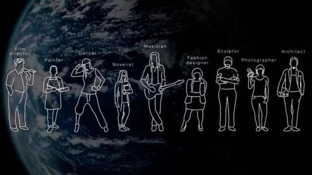 SpaceX发短片致敬登月人前泽友作