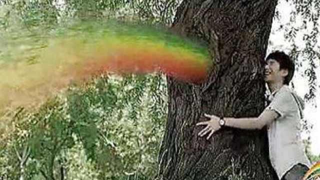 在家用彩虹糖DIY好吃绚丽的彩虹!