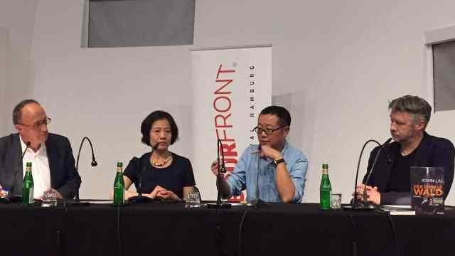 刘慈欣: 科幻能打破地域文化限制