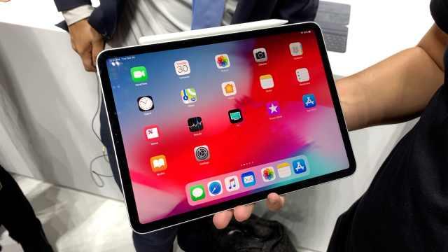 在现场:全面屏的iPad Pro有多香?