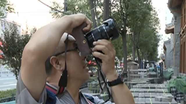 他百天拍万张照片,记录1条街道重生