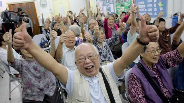為什么香港人的平均壽命那么高?