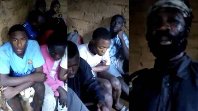 喀麦隆79名学生遭绑架,绑匪露脸