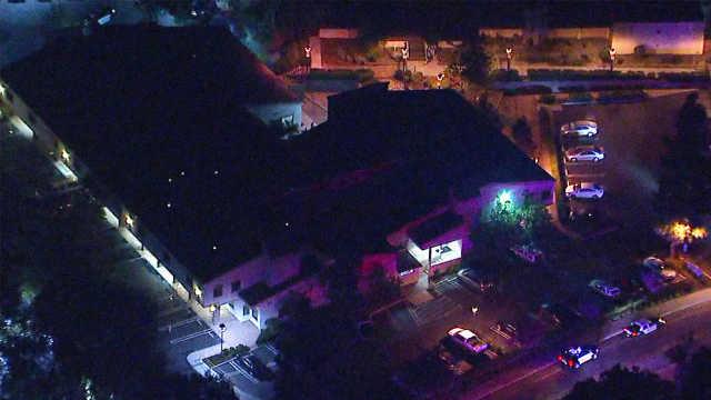 加州酒吧枪击案致12死,枪手被击毙