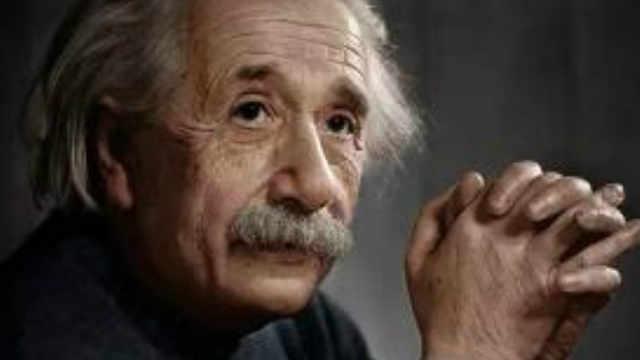 爱因斯坦写信给5000年后的人类?
