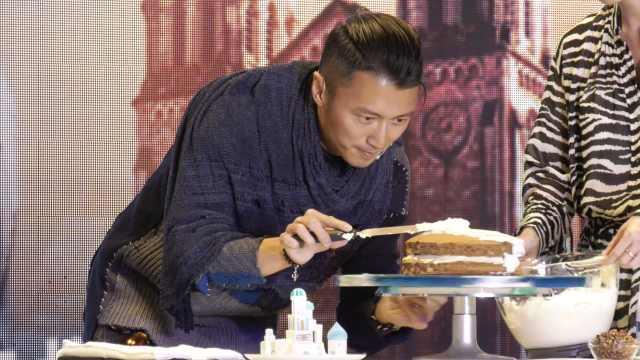 谢霆锋:把中国最好的美食推向世界