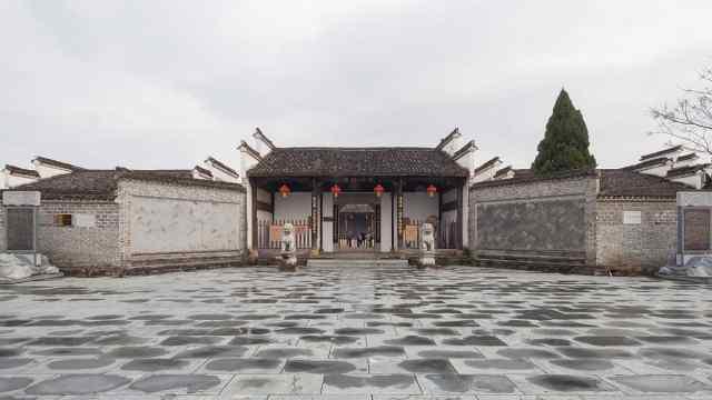 中国古代的县衙到底长什么样?