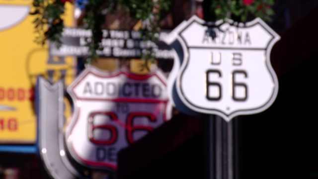 美国66号传奇公路