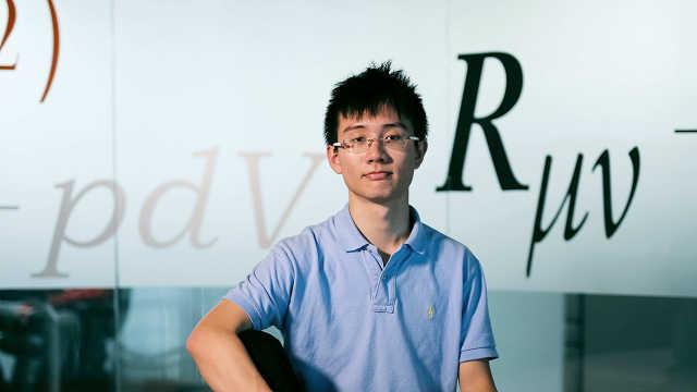 中国骄傲!95后博士获年度科学人物