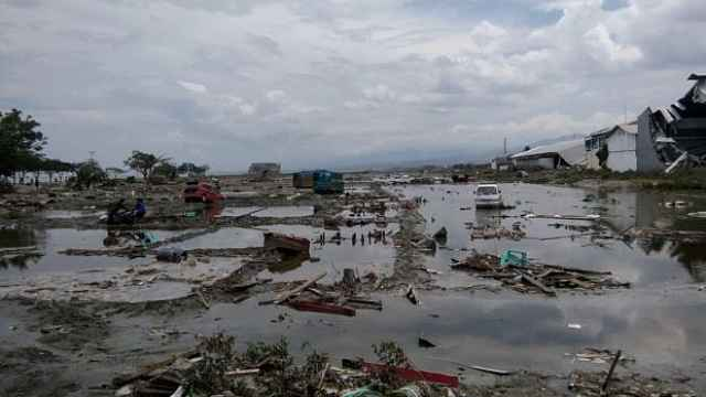 印尼万丹发生海啸,至少20人死亡