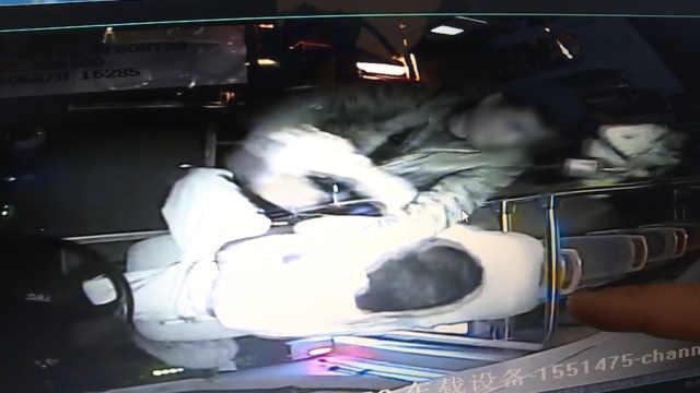 公交司机劝阻乘客吸烟,被狂殴10拳