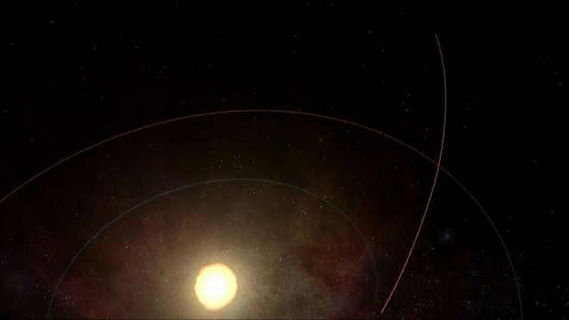 """""""新视野""""号飞船实现最远星际邂逅"""