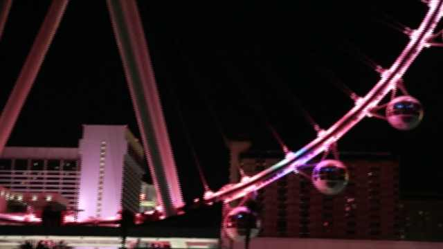 拉斯维加斯最大的摩天轮