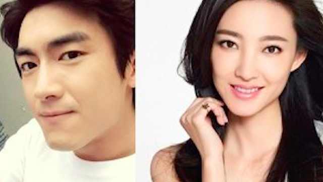 林更新与王丽坤被拍约会破分手传闻