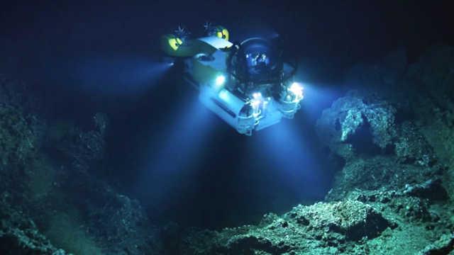 马里亚纳海沟神秘声音到底是什么?