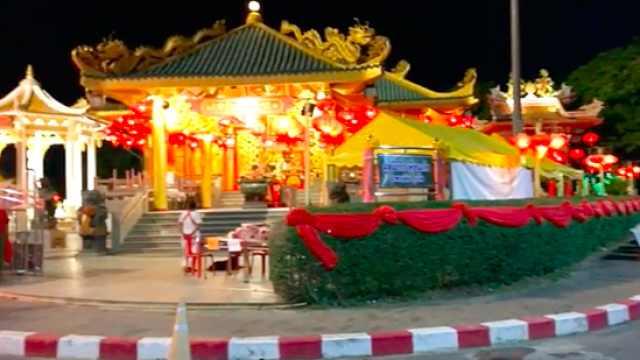中国人春节出境游都去哪?泰国第一