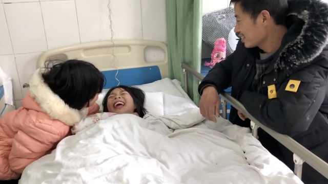 父患尿毒症姐脑瘫,10岁娃成顶梁柱
