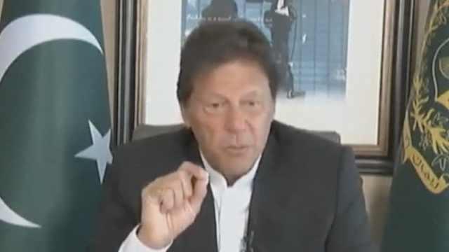 巴总理:击落印军机为证明回击能力