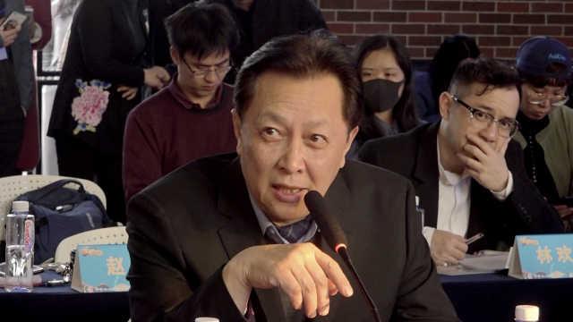 唐国强:戏好不好,看六线演员收入