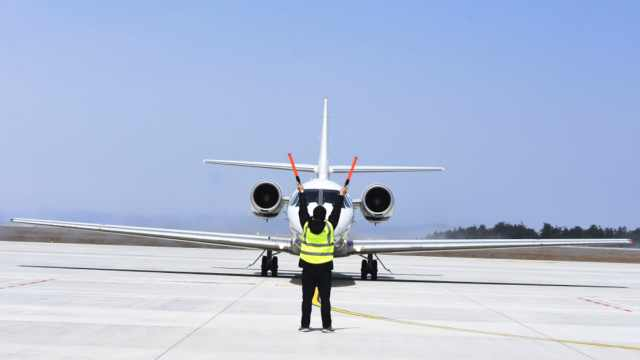 飞机首降!重庆最高机场今年要通航